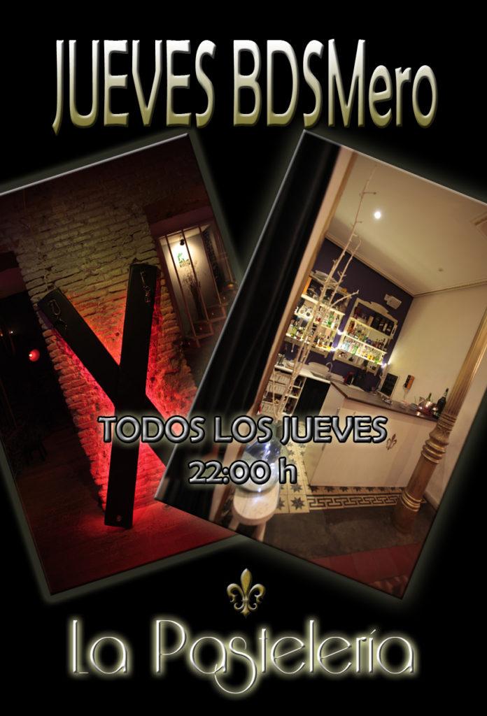Jueves BDSMero @ La Pastelería