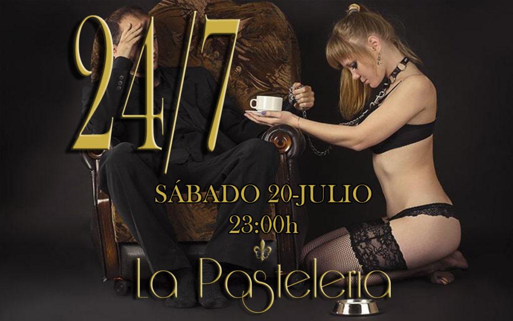 24/7 Celebración del día Internacional del BDSM en La Pastelería-MADRID @ La Pastelería