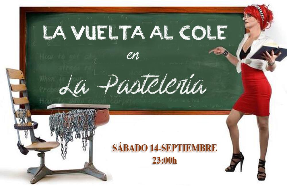 La vuelta al cole en La Pastelería @ La Pastelería