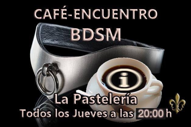 Café-tertulia y bar BDSM @ La Pastelería