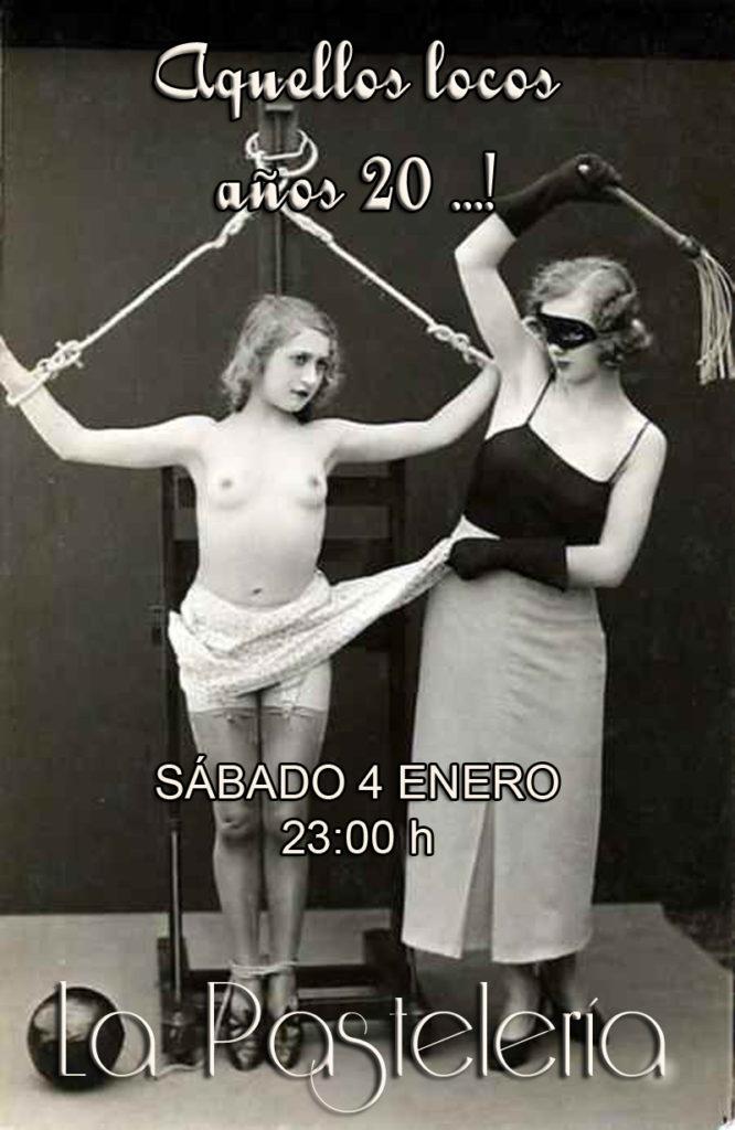 AQUELLOS LOCOS AÑOS 20 @ La Pastelería