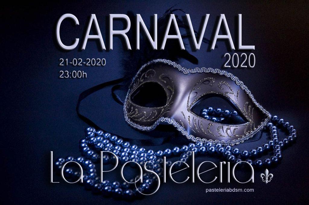 Viernes de Carnaval en La Pastelería (Madrid) @ La Pastelería