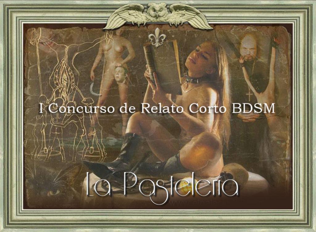 GALA DE ENTREGA DE PREMIOS DEL I CONCURSO DE RELATO CORTO BDSM @ Private BDSM Club-La Pastelería